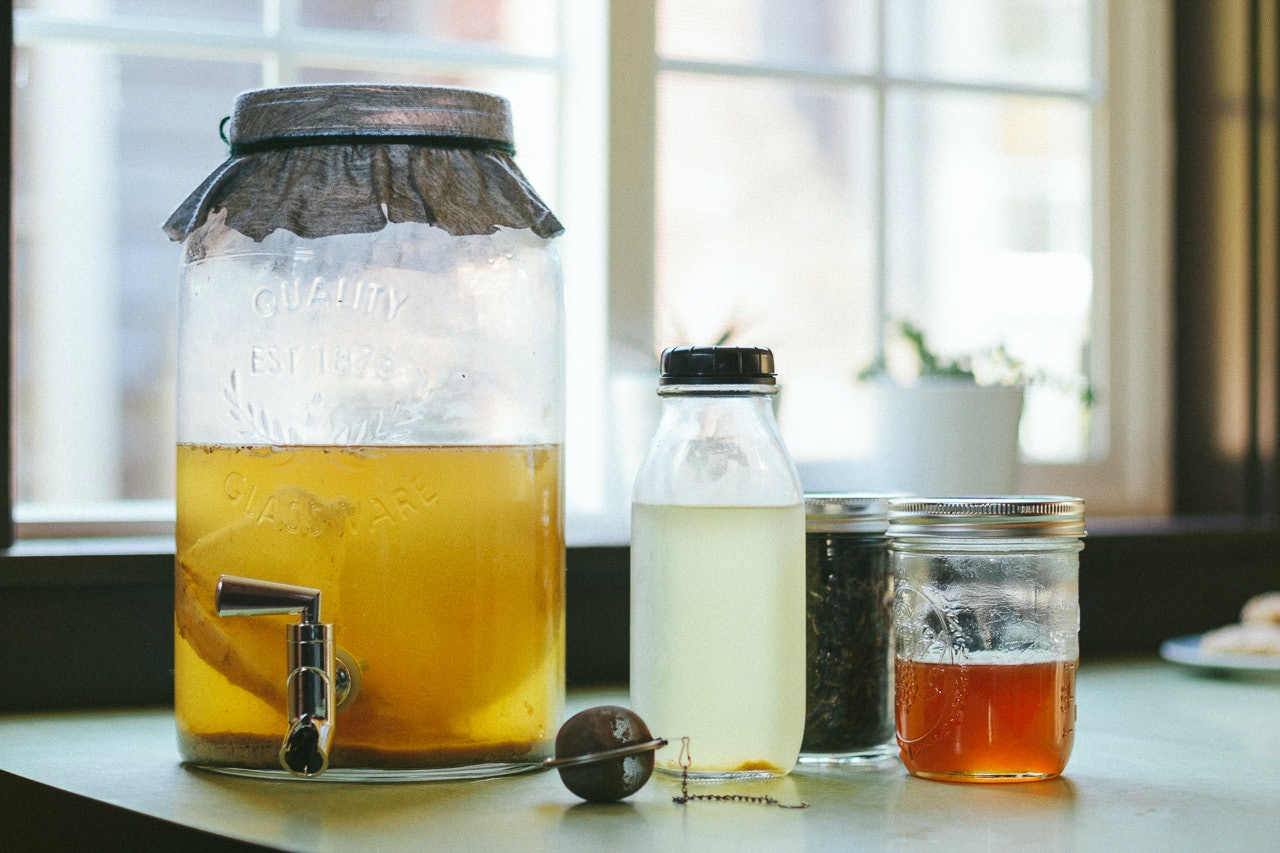 Make Your Own - Jun, the Honey-Based Kombucha