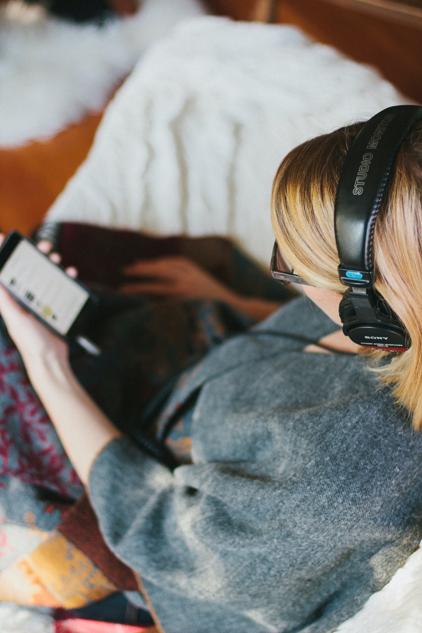 Self Care - 5 Podcasts for a Happier Life