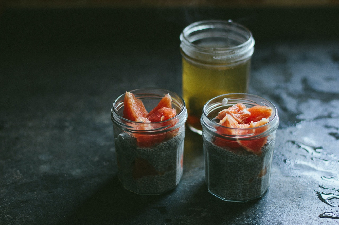 Simple Chia Seed Pudding Recipe by Conscious by Chloé