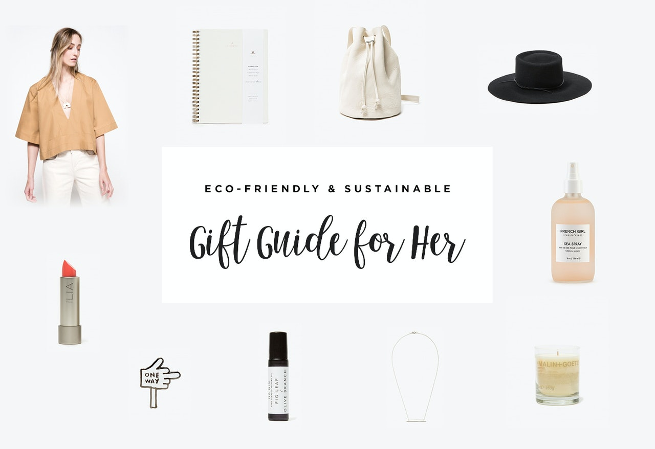 Gift Guide - Holiday Gift Guide 2016 - For Her