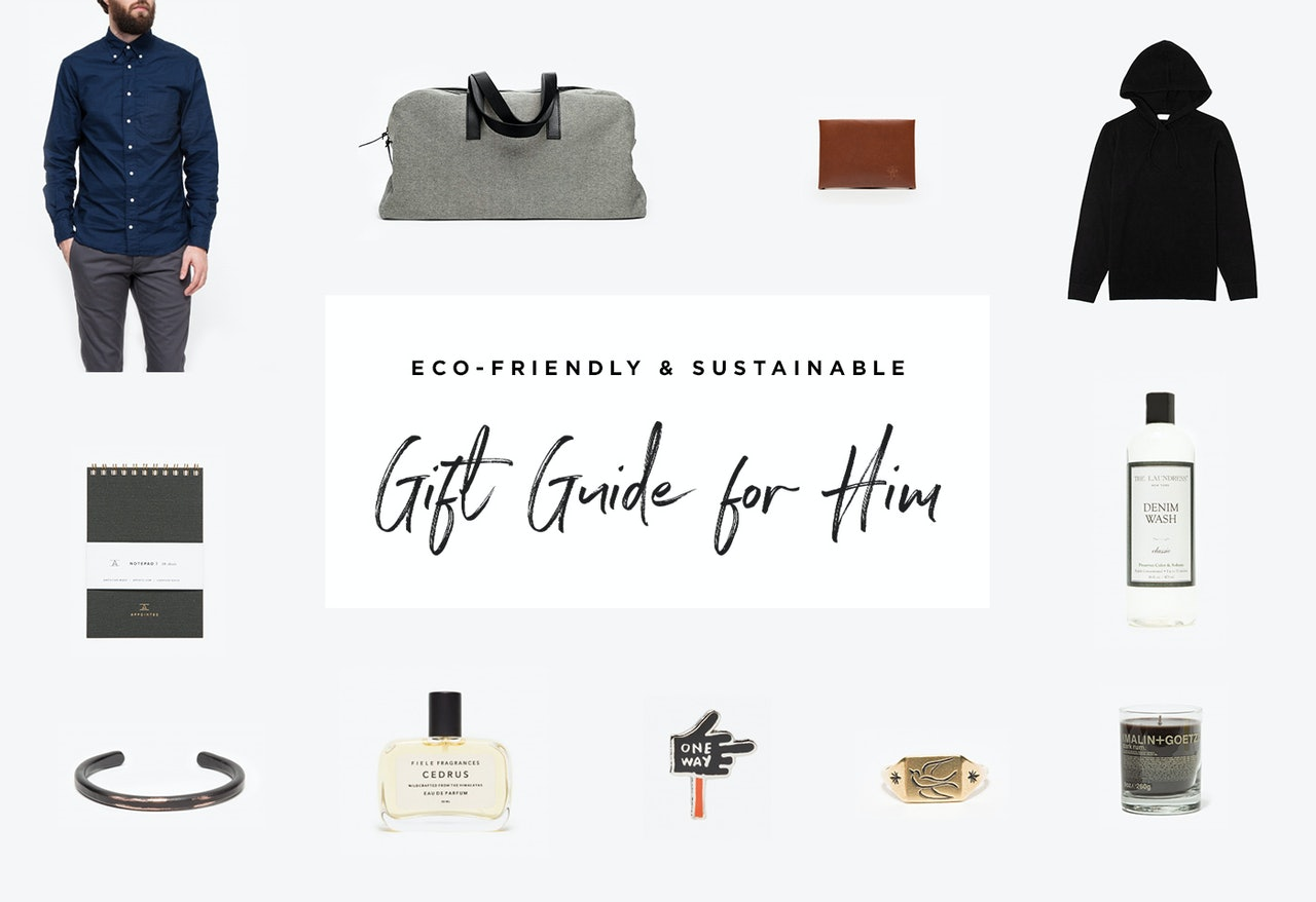 Gift Guide - Holiday Gift Guide 2016 - For Him