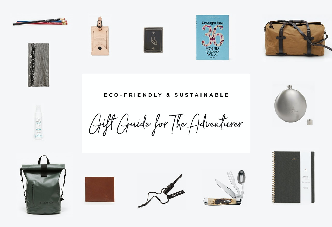 Gift Guide - Holiday Gift Guide 2016 - For the Adventurer