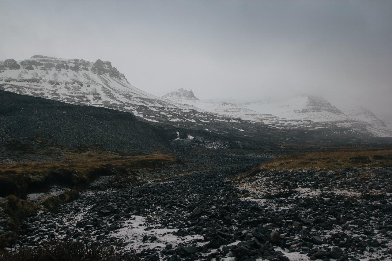 Iceland winter road trip - Iceland East Coast - by Conscious by Chloé