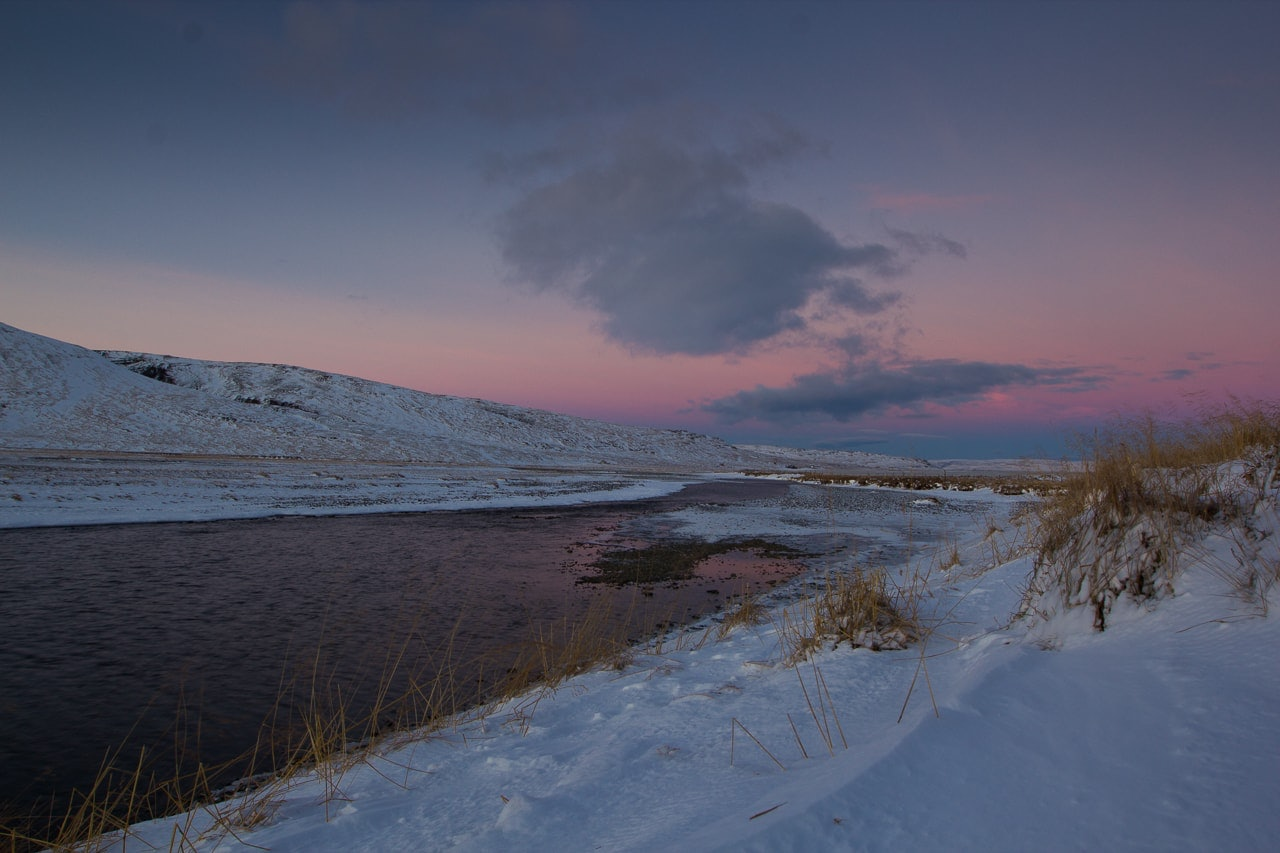 Iceland winter road trip - North West Iceland - by Conscious by Chloé