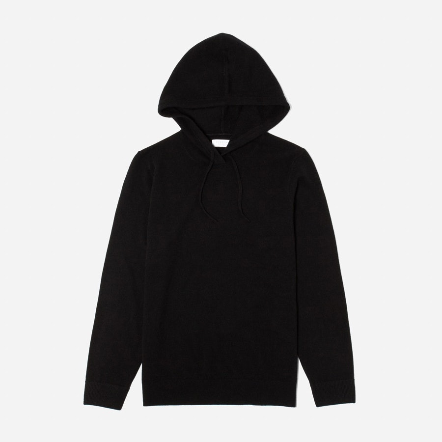 Cashmere Hoodie by Everlane for Conscious by Chloé