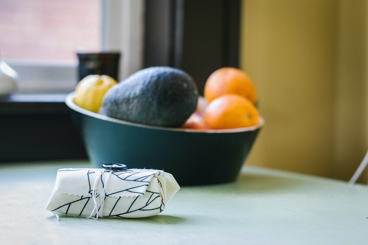 Make Your Own - Reusable Food Wrap