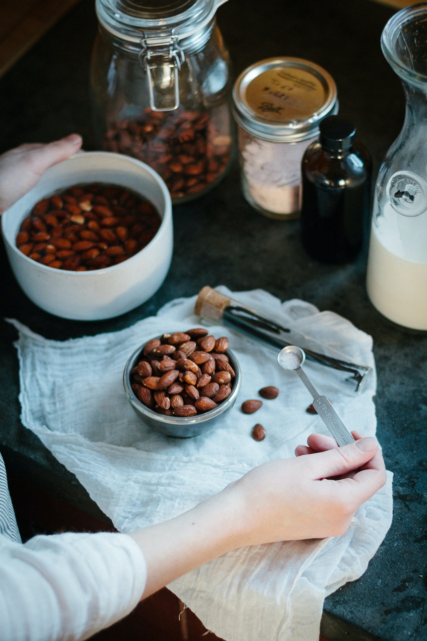 Make Your Own - Almond Milk