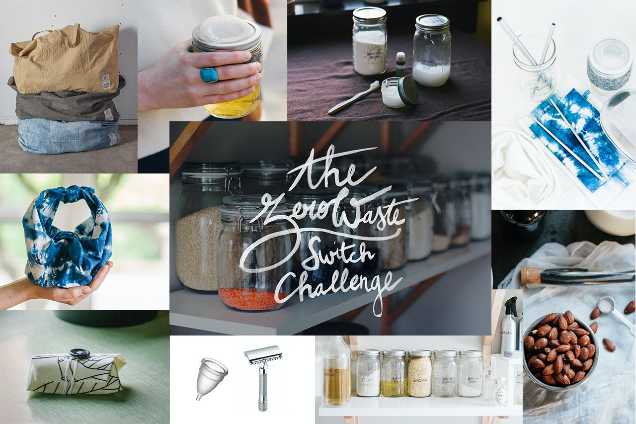 The Zero Waste Switch Challenge Recap by Conscious by Chloé