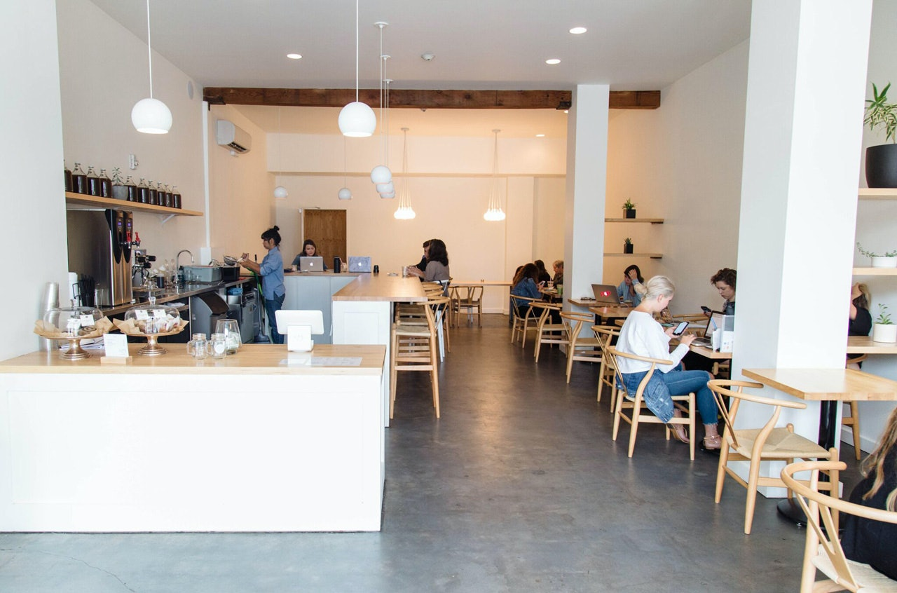 Tea Bar PDX by Candace Molatore for Conscious by Chloé
