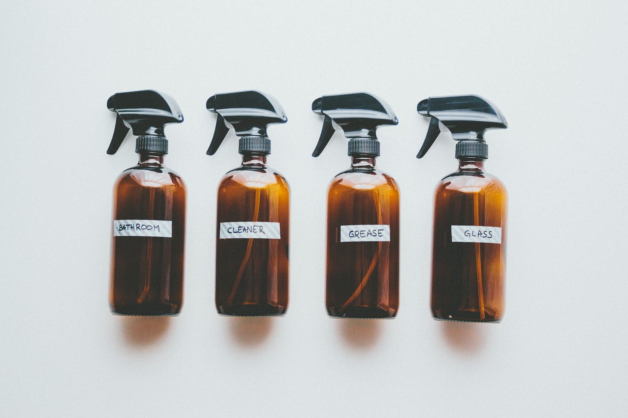 Habit Shift - Seasonal & Natural Cleaning Routine & DIYs