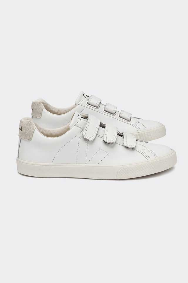 Esplar Sneakers by Veja for Conscious by Chloé