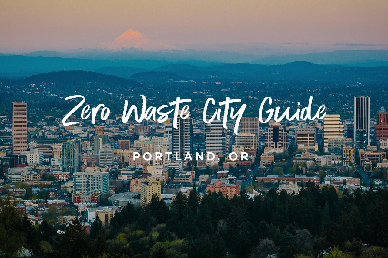 Community - Announcing the Zero Waste City Guide - Portland, OR