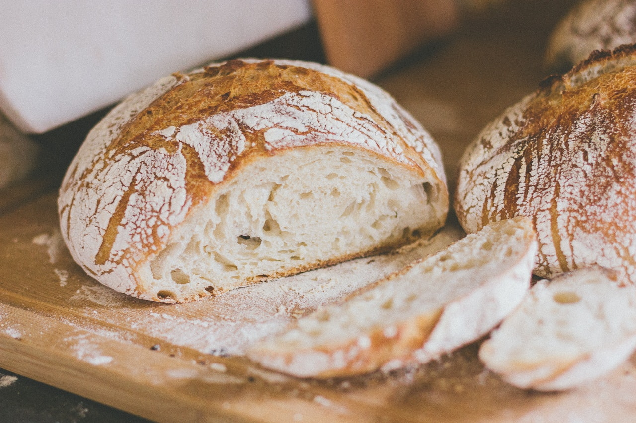 Sourdough Bread Loaf by Conscious by Chloé