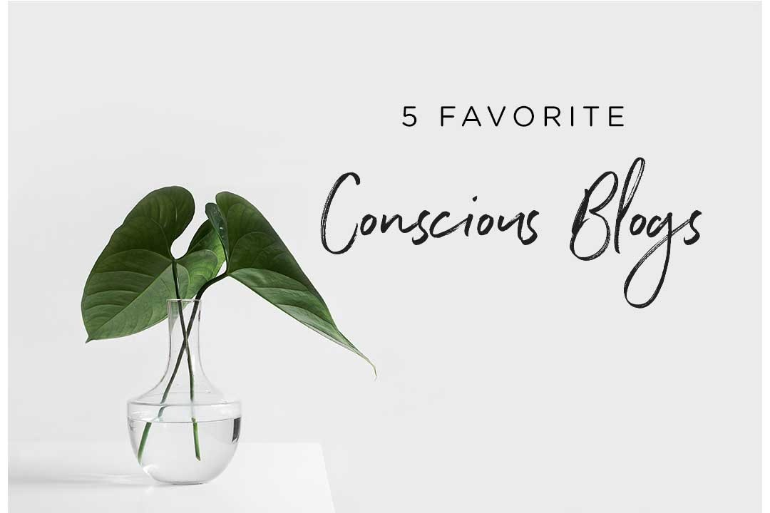 Community - 5 Favorite Conscious Blogs