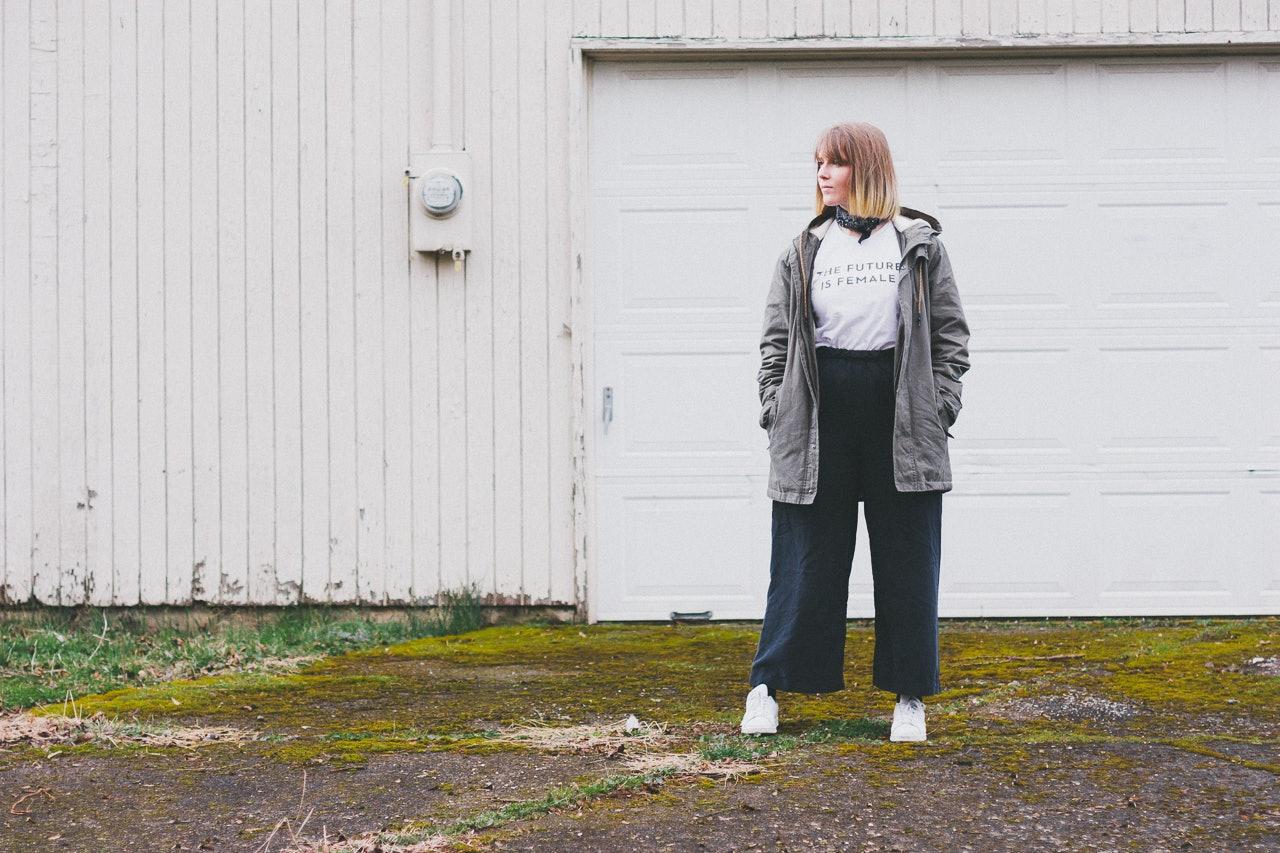 Capsule Wardrobe - The Future is Female