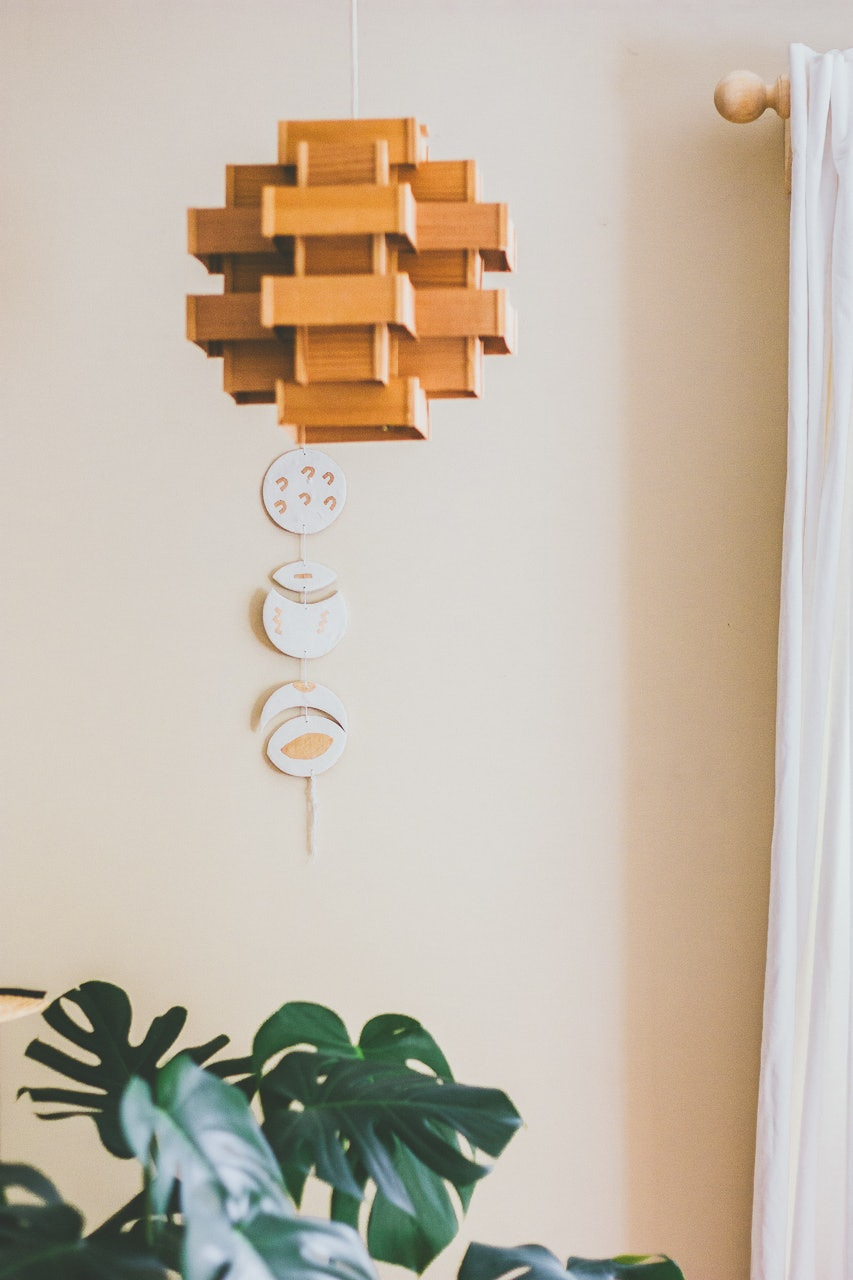 Oregon Solar Eclipse Clay Wall Hanging DIY by Conscious by Chloé