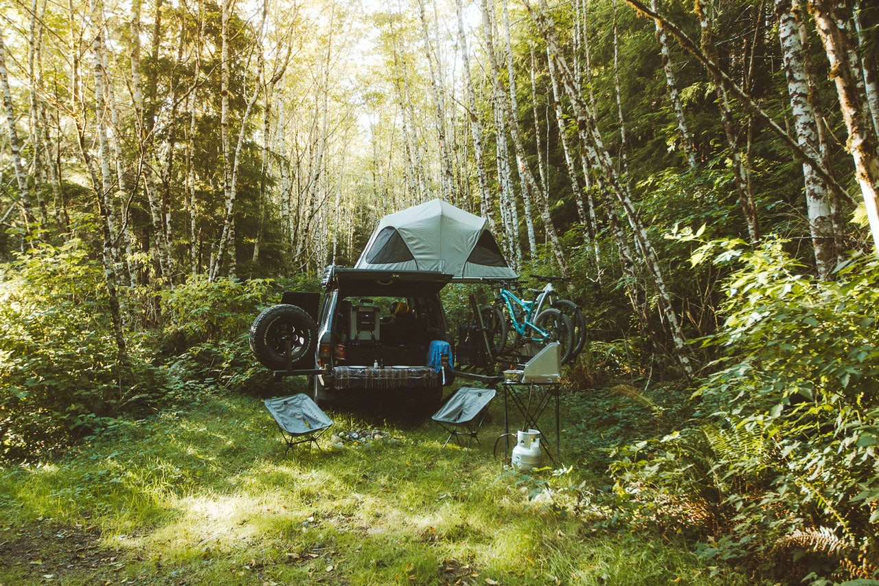 Travel - Our Car-Camping Checklist