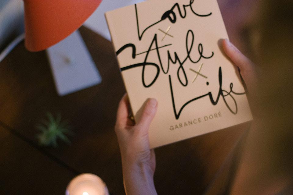Love Style Life by Garance Doré by Conscious by Chloé