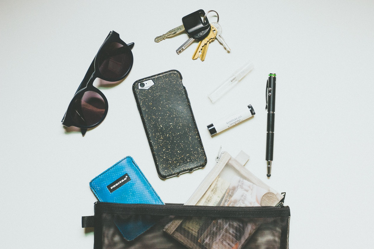 What's in my Bag and an Eco-Friendly Giveaway!
