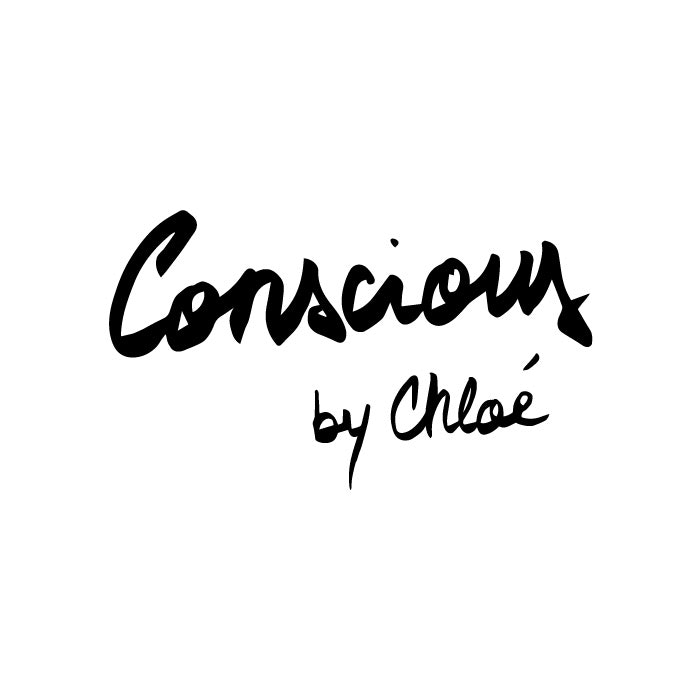 Conscious by Chloé Sustainable Lifestyle Blog Logo