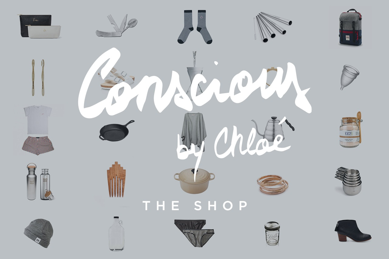 Conscious by Chloé Zero Waste Amazon Shop