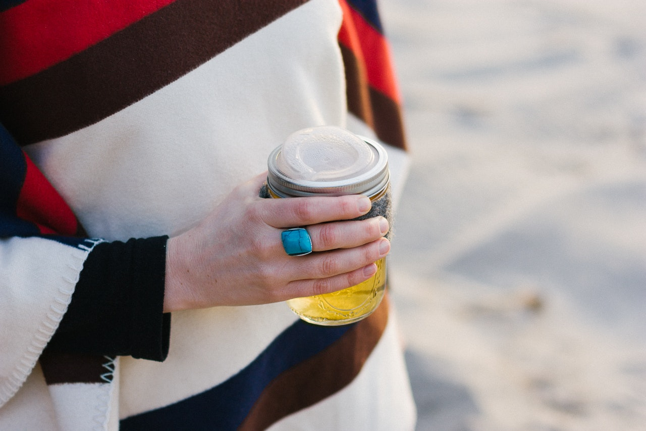 5 Steps to a Zero Waste Drink Order by Conscious by Chloé