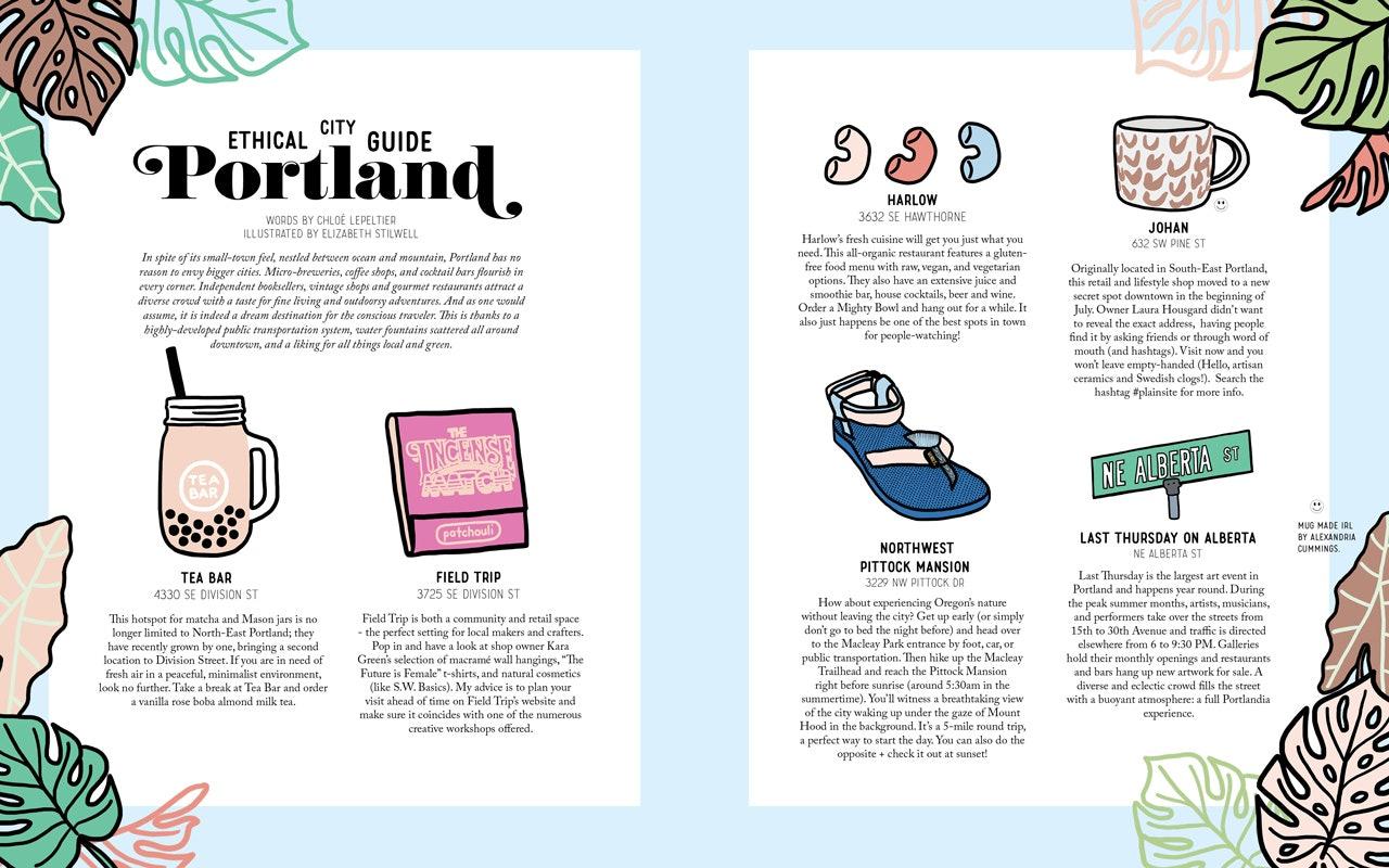 Zero Waste Guide Portland for Selva Beat Magazine