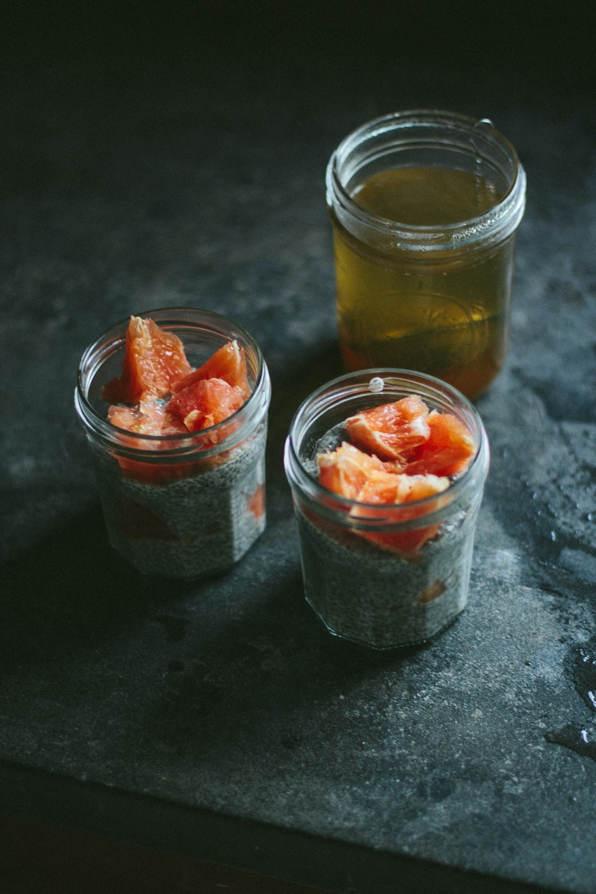 Chia Seed Pudding Recipe by Conscious by Chloé