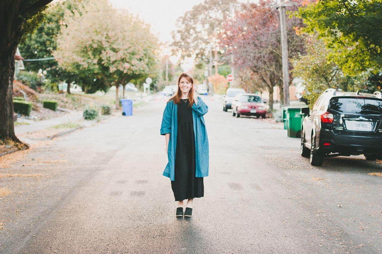 Capsule Wardrobe - Portland Flea Market Finds