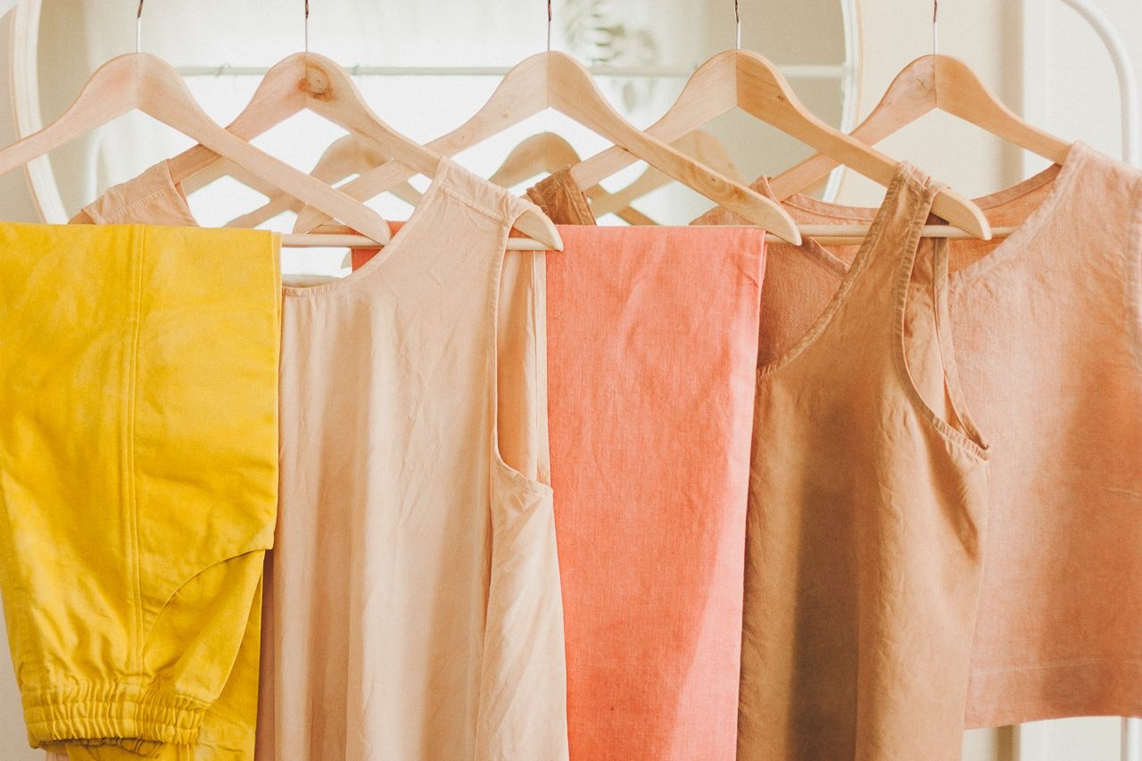 Make Your Own - Natural Dyeing with Elizabeth Suzann