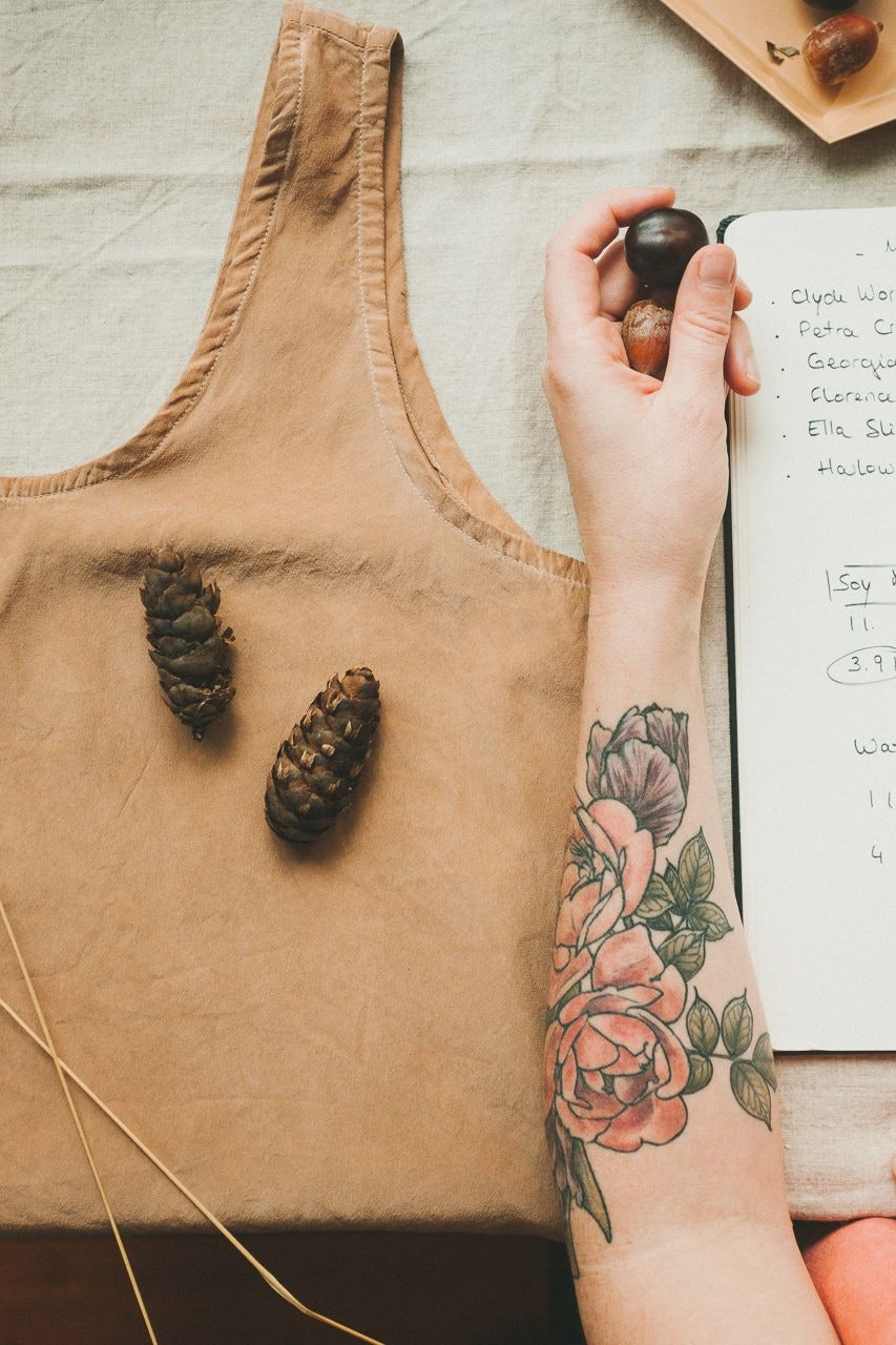 Natural Dyeing with Elizabeth Suzann by Conscious by Chloé