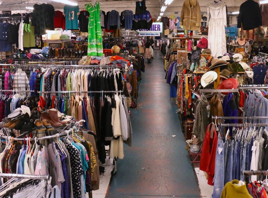 Best Thrift & Vintage Stores in Portland, Oregon by Conscious by Chloé - House of Vintage