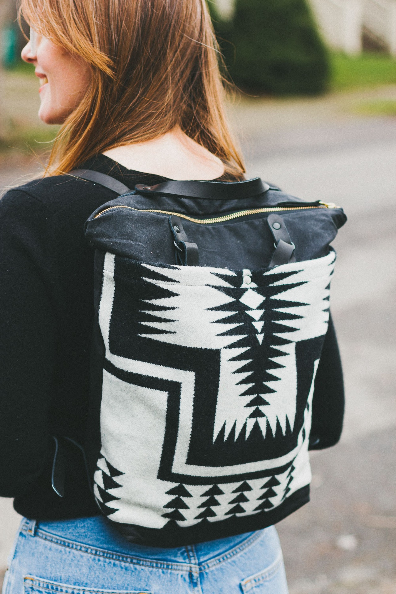 Klum House Pendleton Maywood Totepack DIY by Conscious by Chloé