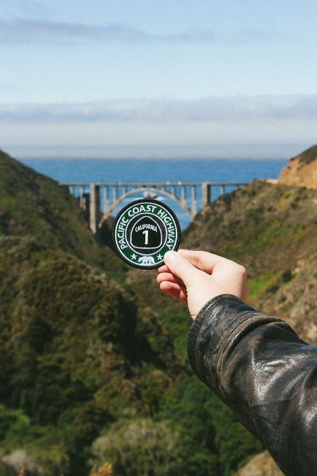 Highway 1 Road Trip by Conscious by Chloé