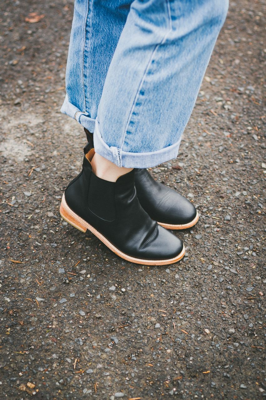 Fortress of Inca Chelsea Boot by Conscious by Chloé