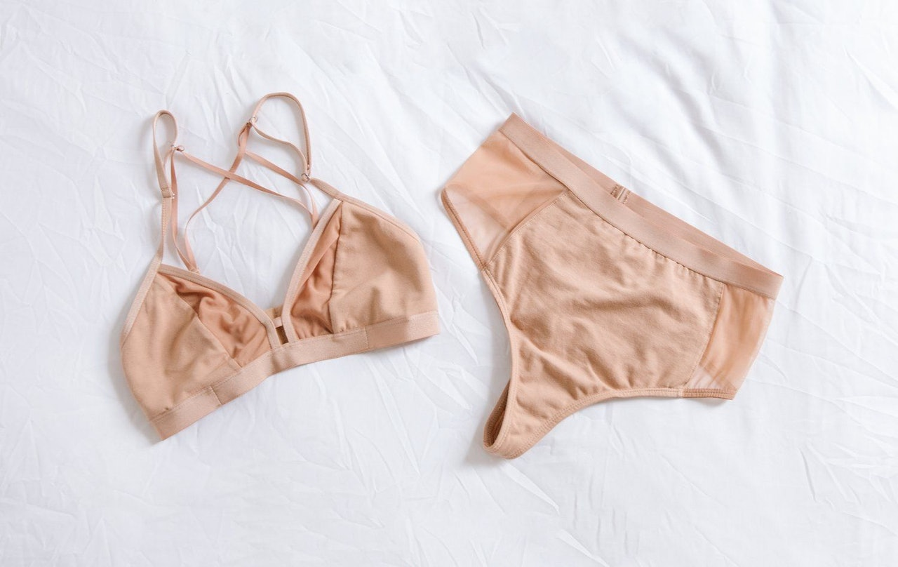 Kala Underwear for Conscious by Chloé