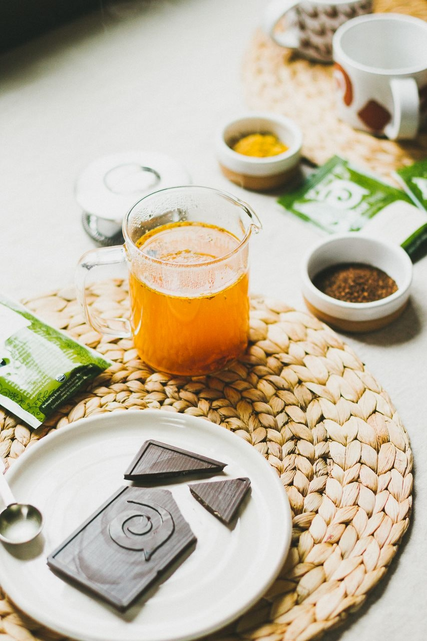Make The Switch to Loose Leaf Tea with Arbor Teas by Conscious by Chloé