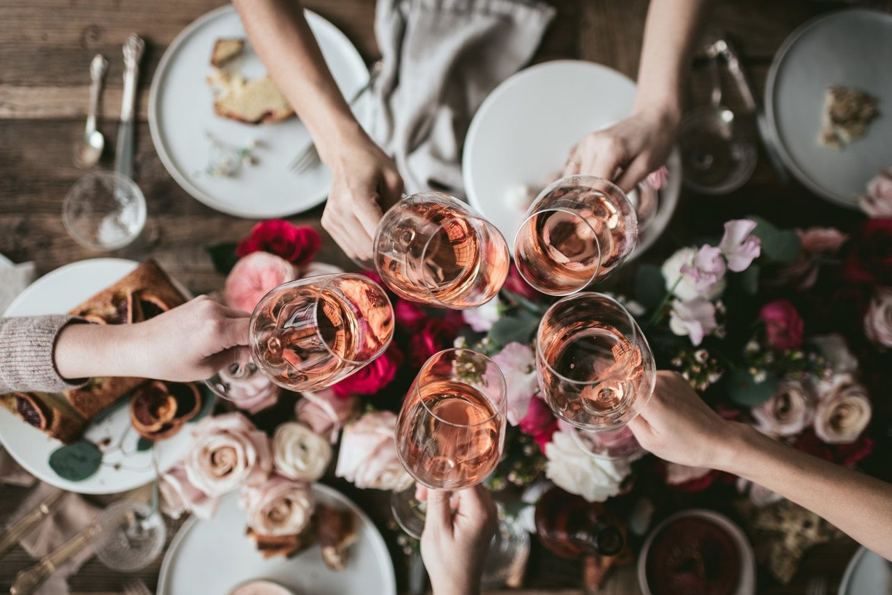 Galentines Day Party by Secret Supper