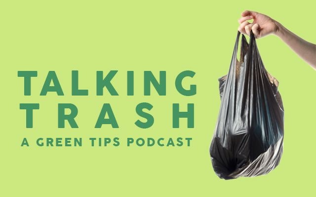 The Talking Trash Podcast by Peggy La Point with Conscious by Chloé