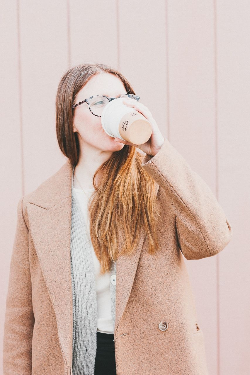 Martina Thornhill Okay Cup by Conscious by Chloé