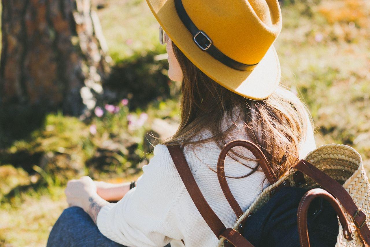 Capsule Wardrobe - That Yellow Hat