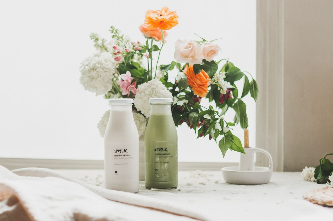 Portland Makers - aMYLK Pure Plant-Based Mylk