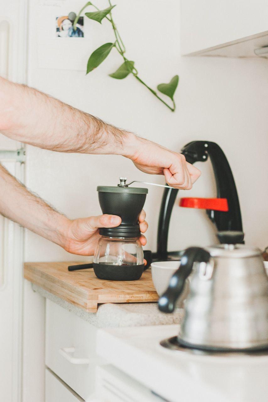 Make the Best Oat Milk Latte with a Flair Espresso Maker and a Stovetop Steamer