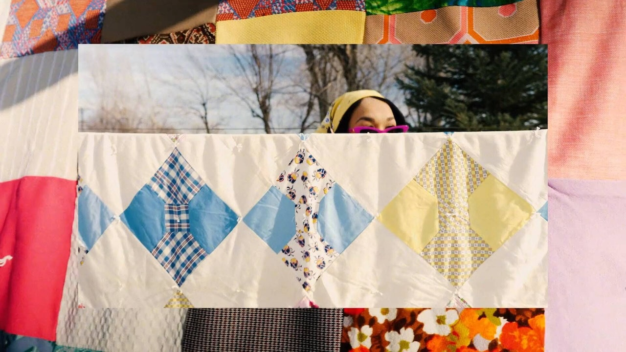 Quilts by Psychic Outlaw for Conscious by Chloé