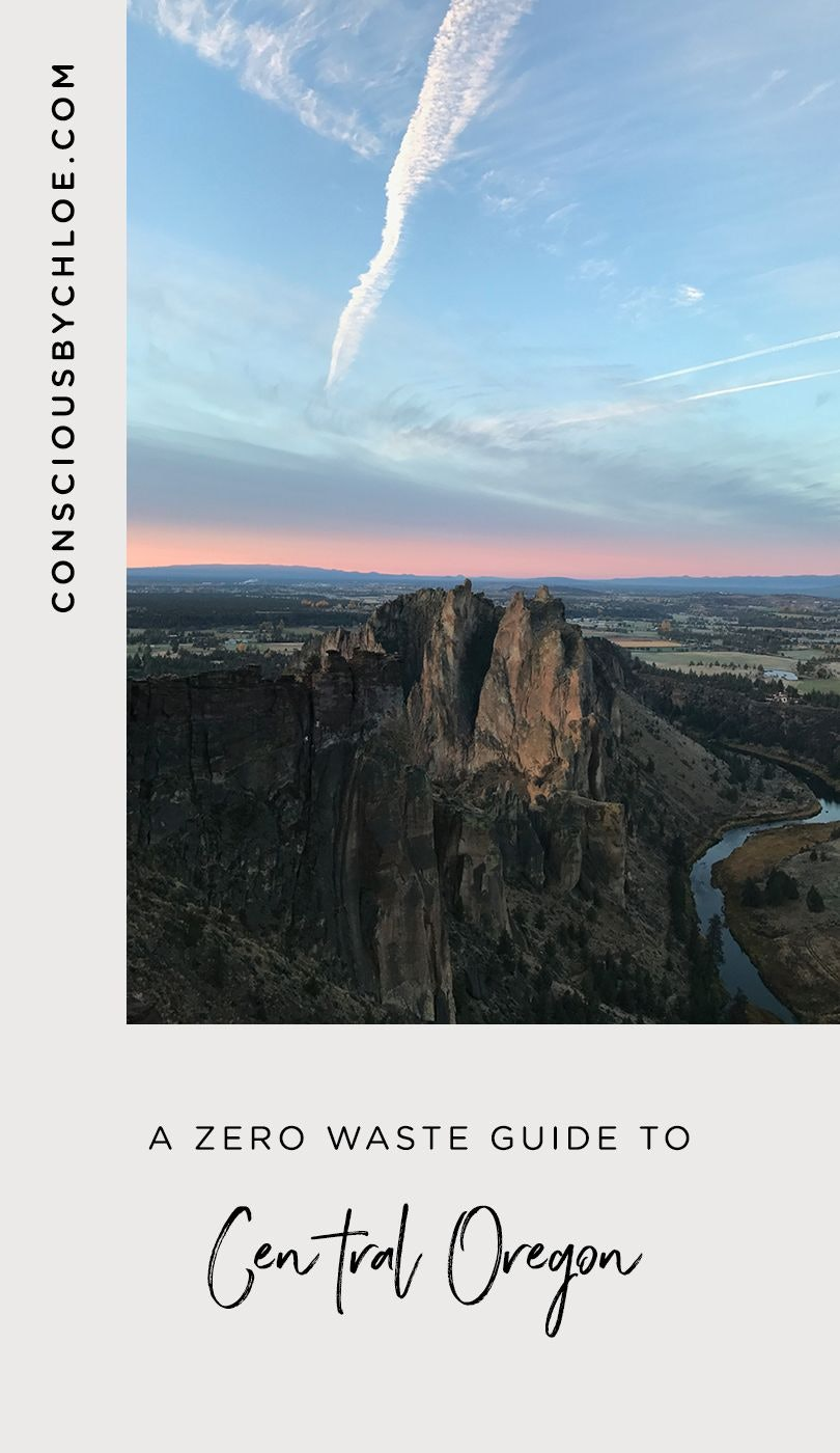 Zero Waste City Guide to Central Oregon by Conscious by Chloé