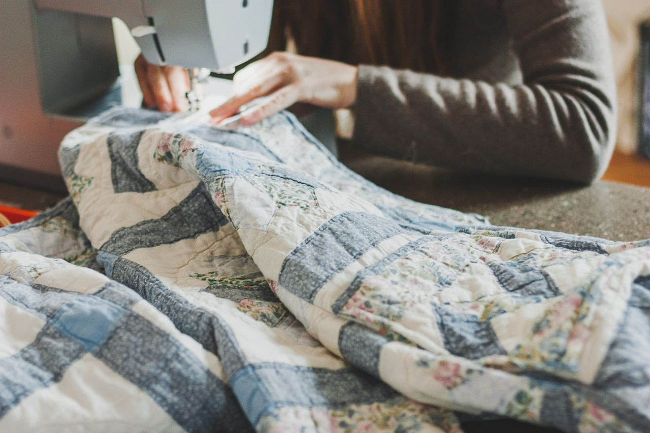 Sewing a Quilted Jacket