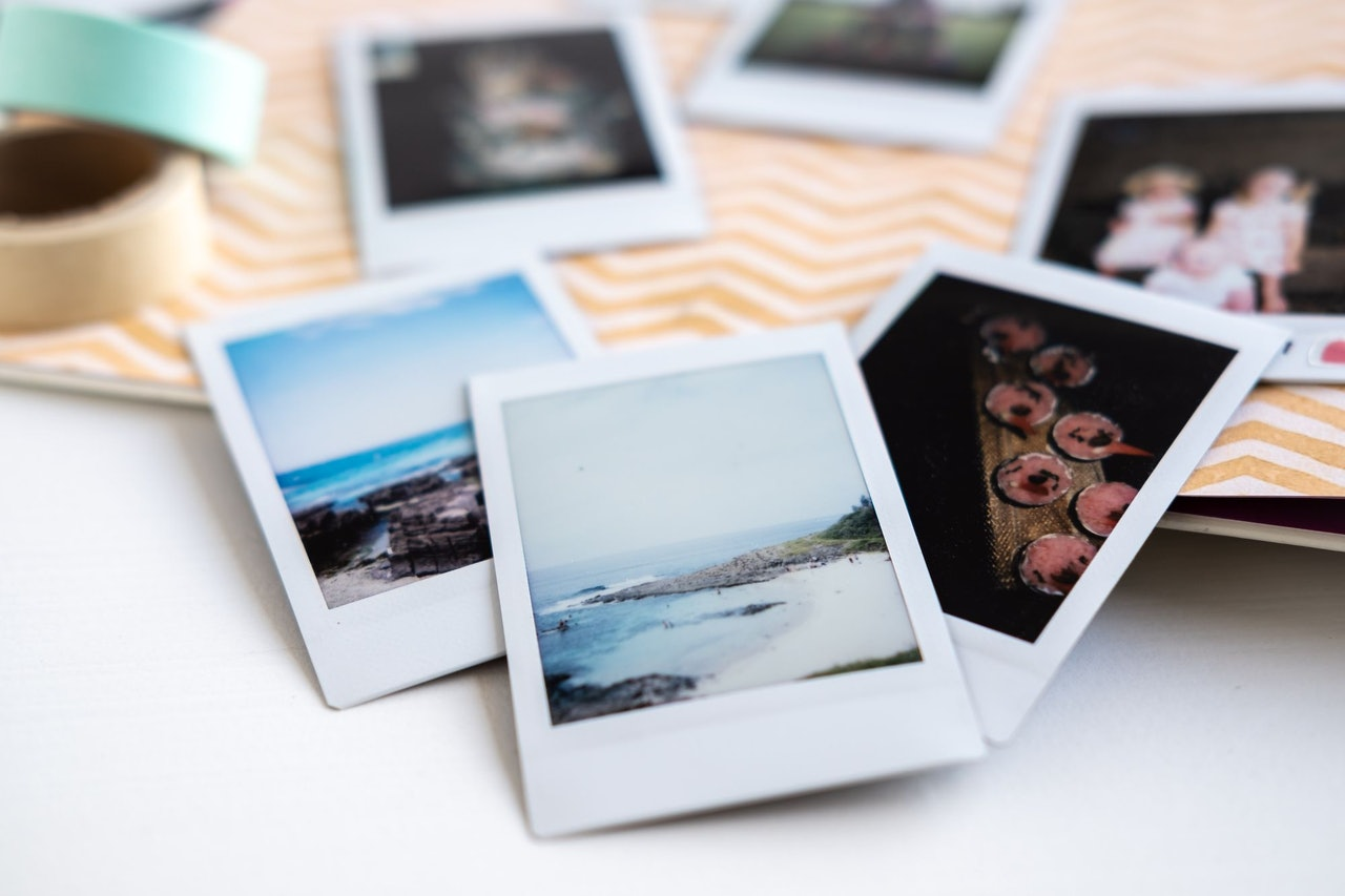 Polaroids by Rirri for Conscious by Chloé