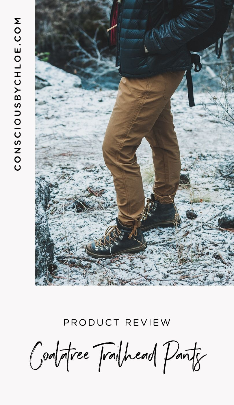 Coalatree Trailhead Adventure Pants Sand Regular Women by Conscious by Chloé