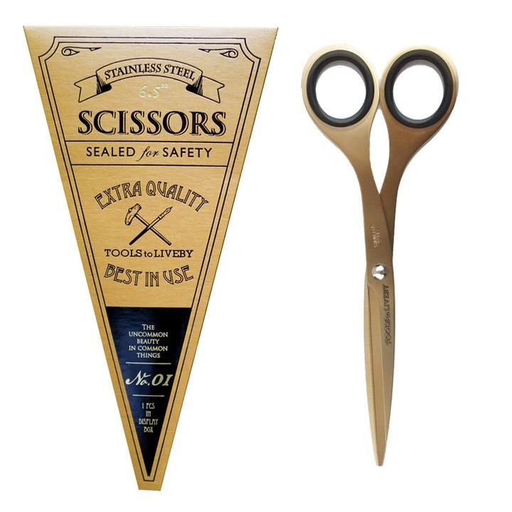 Tools to Liveby Gold Scissors Little Otsu Portland for Conscious by Chloé