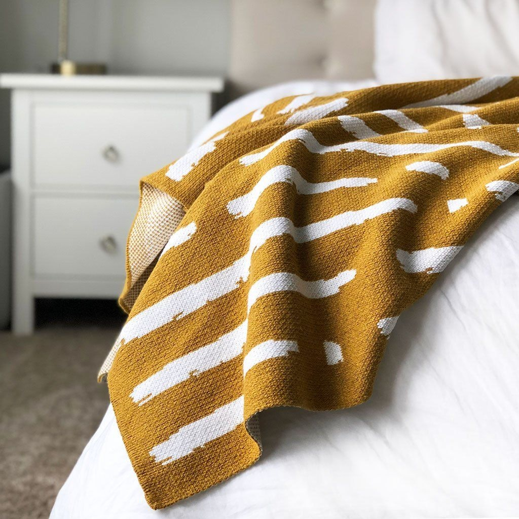 Diana Throw Blanket Seek & Swoon Portland for Conscious by Chloé
